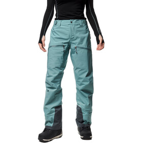 Houdini W's Purpose Pants Poler Green